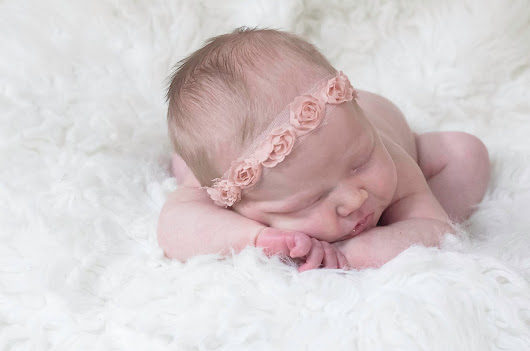 Petite vintage pink Baptism Lace  Flower bouquet  Headband, Baby to Toddler Headband, Newborn Photo Prop, Christening headband