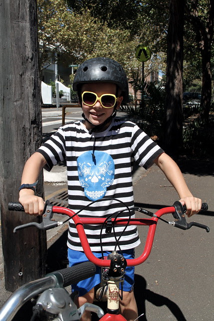 surry hills cycle chic kid