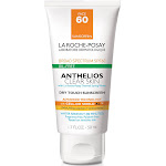 La Roche-Posay Anthelios Clear Skin Dry Touch Sunscreen SPF 60, 1.7 fl. oz.