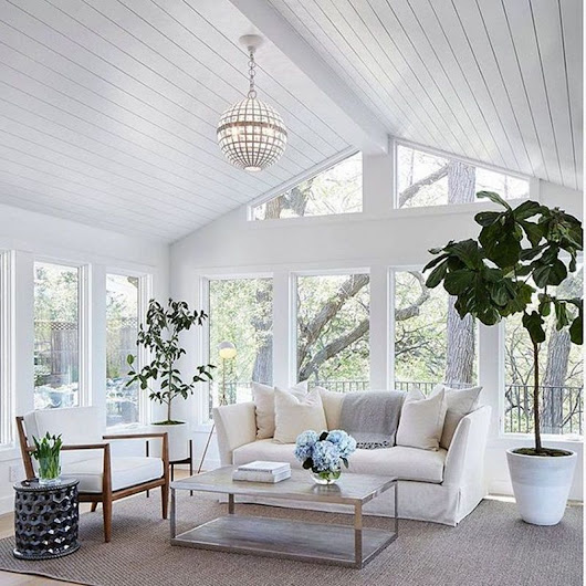 16 Bright and Airy Sunrooms That Shine Bright