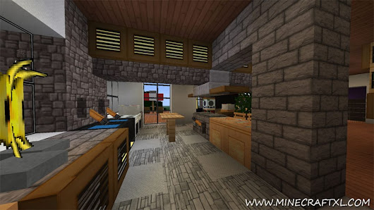 Modern HD Resource/Texture Pack Download for Minecraft 1.6.4/1.6.2