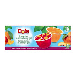 Dole Fruit in Gel Cups Variety Pack (4.3 oz., 16 pk.)