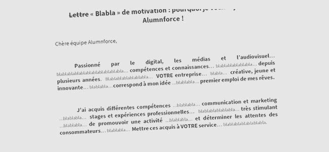 lettre de motivation cin u00e9ma job  u00e9tudiant