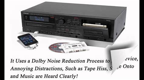 cassette tape  cd converter machine youtube