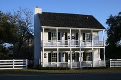 replica of saxony home