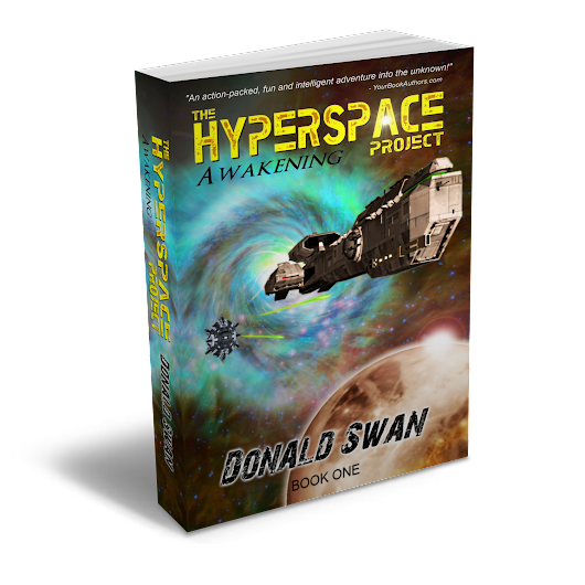 Awakening (The Hyperspace Project: Book 1): 🔥 Sci-Fi Alien Contact - The Hyperscape Project