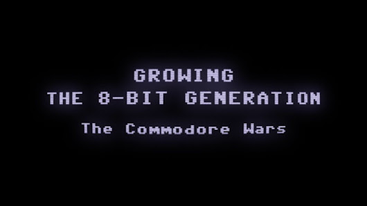 8-Bit Generation The Commodore Wars - We are Geek