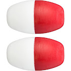 """2) New Pentair R181026 Rainbow Swimming Pool Safety Floats 3 x 5"""" for 1/2"""" Rope"""