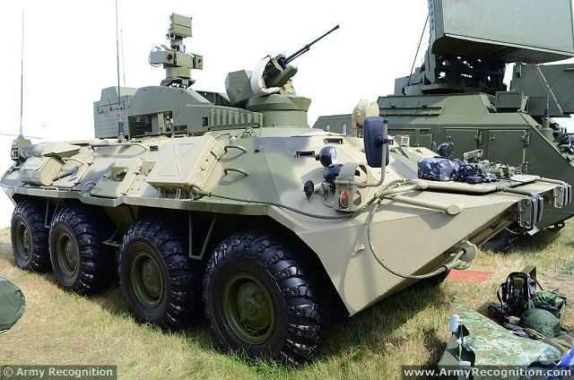 Combate vehículos anti-sabotaje Typhoon-M custodiarán formaciones rusas Estratégicos de las Fuerzas de Misiles ', rearmados con misiles balísticos intercontinentales Yars termonucleares. Este vehículo está diseñado para la protección y defensa de los sistemas de misiles.