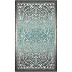 Maples Distressed Dover Accent Rug, Gray/Blue