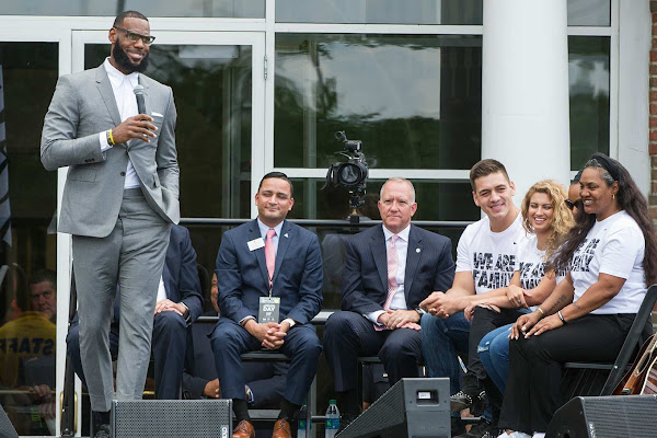 578f8f17b26 Google News - LeBron James I Promise School - Overview