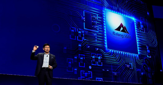 Silicon Valley Helped Build Huawei. Washington Could Dismantle It. - WSJ