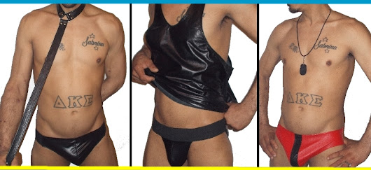 Quality Leather Jockstraps, Leather Jocks, Leather Briefs, Thongs, Custom Underwear for Men