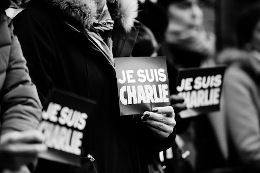 266 – Almost Daily Photo Blog of Adrian Hancu » Je Suis Charlie