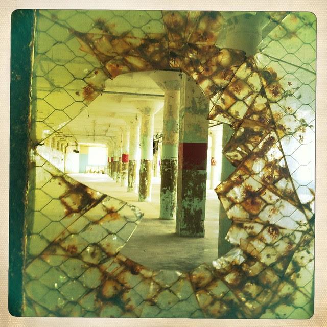 Alcatraz window