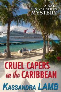 Cruel Capers - Book Cover