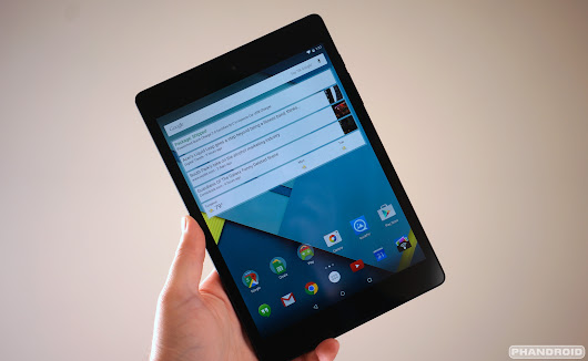 First 15 things every Nexus 9 owner should do