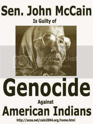 john mccain genocide Pictures, Images and Photos