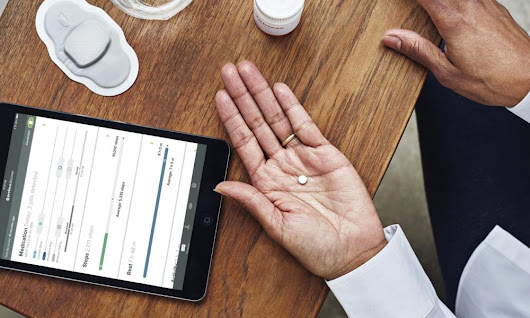 Proteus Digital, le Médicament Connecté du Futur - Tech The Road