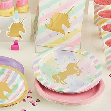 Unicorn Party Supplies   Party Delights