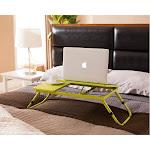 K;B Furniture Laptop Desk Green HO704