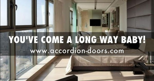 Accordion-Doors.com is the #1 Supplier of Panelfold and Woodfold accordion doors in the United Sates. Accordion-Doors.com also sells vinyl and stee… | Pinterest