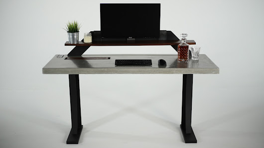 The Connected Modern Desk