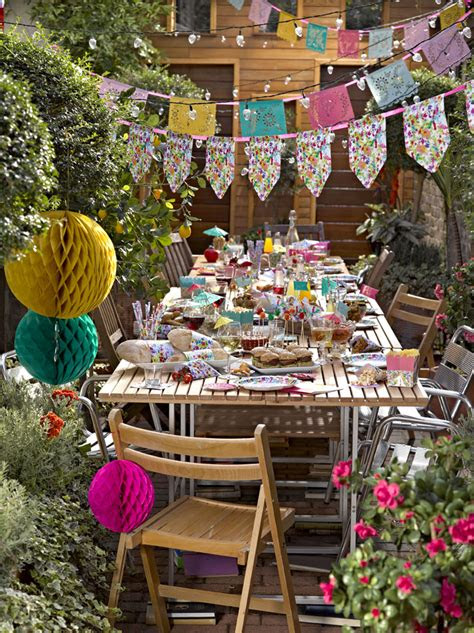 bunting floral fiesta party decorations nz  mouse