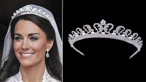 Kate Wedding Tiara Kate Middleton Bridal Headpiece Vintage