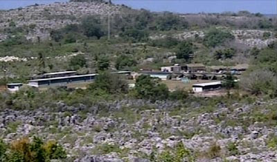 The Nauru Detention Centre