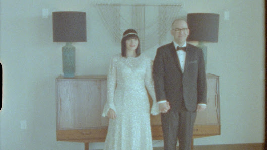 South Congress Hotel Wedding: Anna + Andy on Super 8 Film