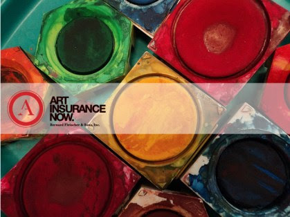 Newly Designed Artist Insurance Policy Protecting your Art.