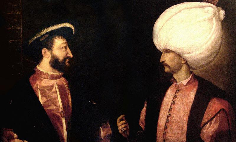 العالم و الملك الطاغي