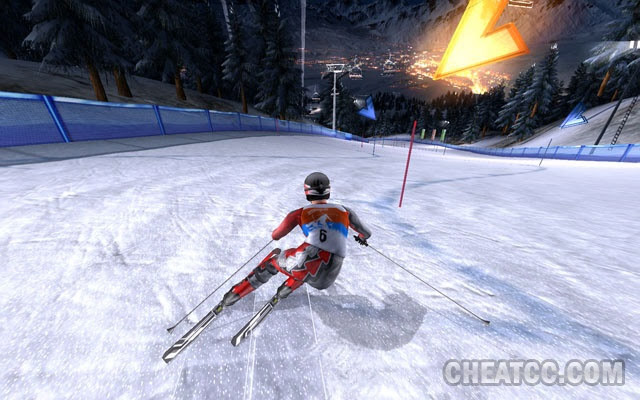 RTL Winter Sports 2009 PC Game Screens