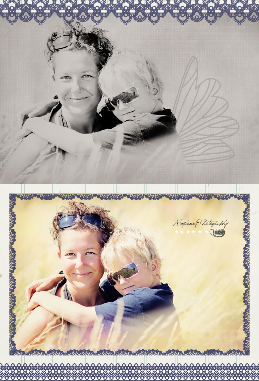 Hjalmar och moster Mia