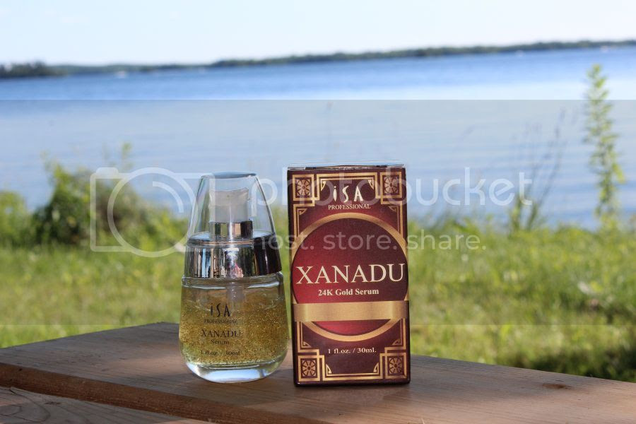 XANADU 24K Gold Serum