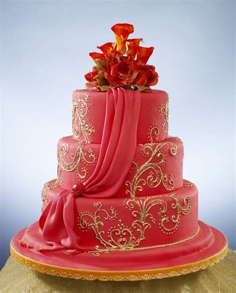 10 Most Amazing Wedding Cakes To Die For!