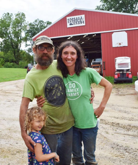 Jillian Varney: Cultivating Community at Small Family Farm and CSA - WORT 89.9 FM