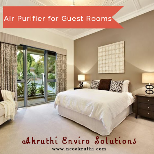 Air Purifier for Guest Rooms | Ozone Air Purifier for Guest Rooms in Hotels