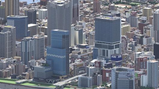 This Isn't A Photo Of Japan, But A City Made In Minecraft