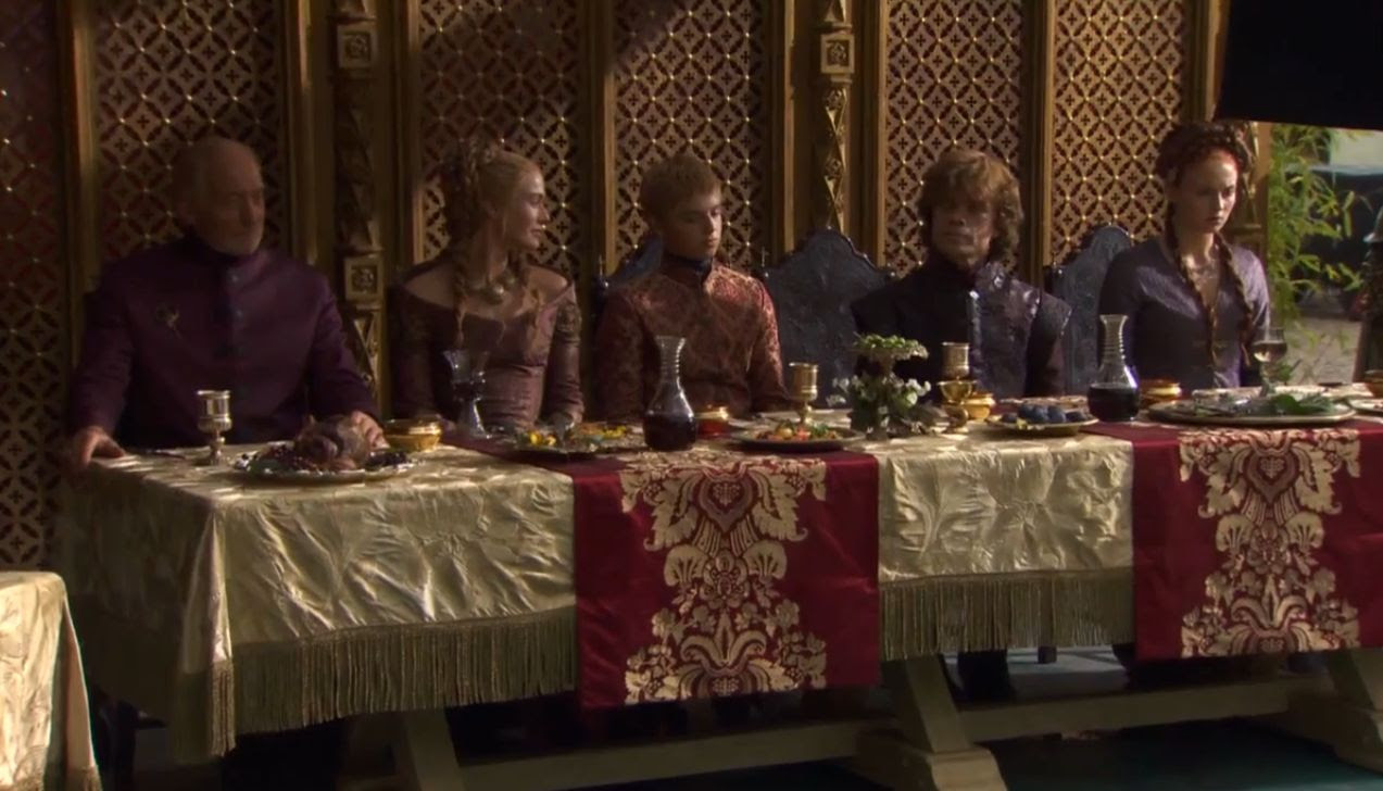 Image result for game of thrones feasts