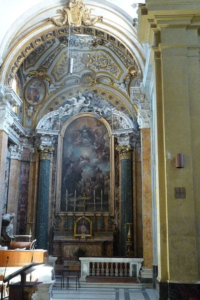 File:San Francesco a Ripa - Roma - south chapel.JPG