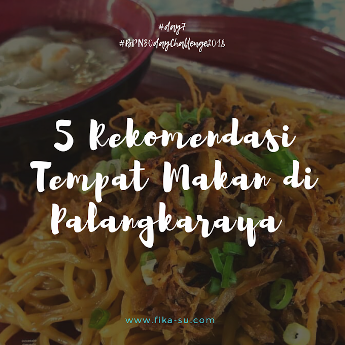 5 Rekomendasi Tempat Makan di Palangkaraya