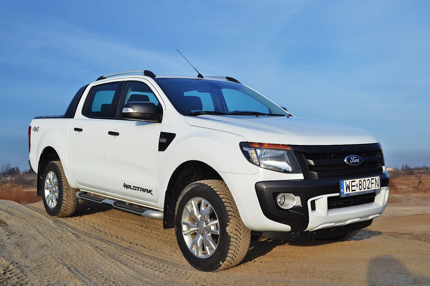Ford Ranger 3 2 Wildtrack First Drive Review 2012 Itsgotwheels Image 5 ...