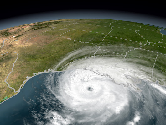 A Category 5 Texas Hurricane: Where landfall would be worst