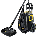 McCulloch Deluxe Canister Steam Cleaner (MC1385)