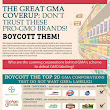 Boycott These Pro-GMO Brands - Infographic