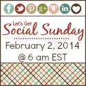 Let's Get Social Sunday