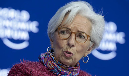 IMF's cryptocurrency SHOCK: Lagarde vows digital currencies WILL be regulated