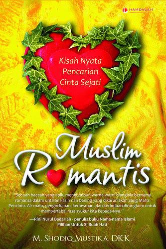 kover buku Muslim Romantis